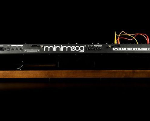 Moog-5 - innovative product development